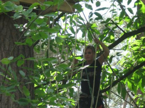 Parc de la Mi-Forêt à Liffré