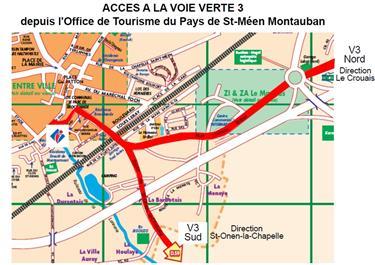 Accès V3