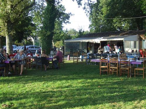 Restaurant Camping du Lac