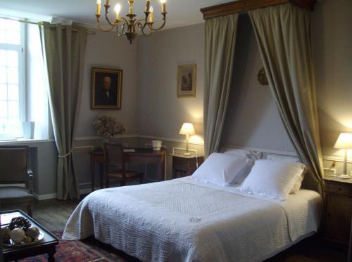 Manoir de La Baronnie à Saint-Malo