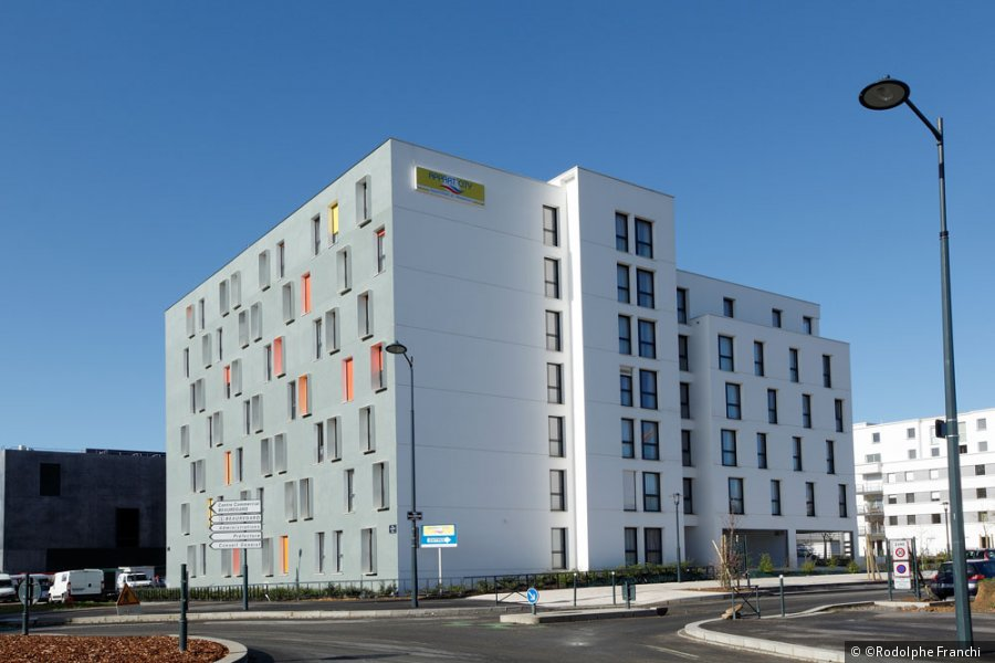 Citadine appart hotel for Appart hotel thionville