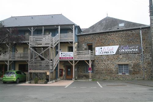 Hôtel le Saint-Georges à Tinténiac