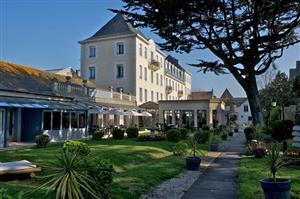 Hôtel-restaurant Grand hôtel de Courtoisville