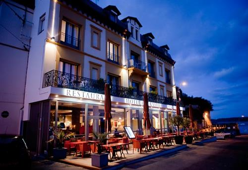 Hôtel-restaurant La vallée