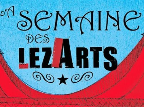 Les P'tits LézArts Affiche