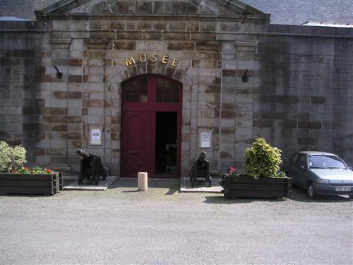 Musée ATP cancale
