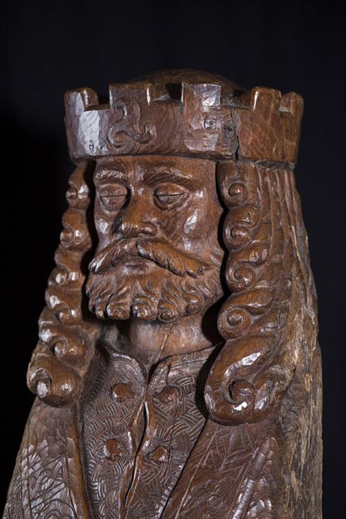 Sculptures Eugène Aulnette au Sel-de-Bretagne