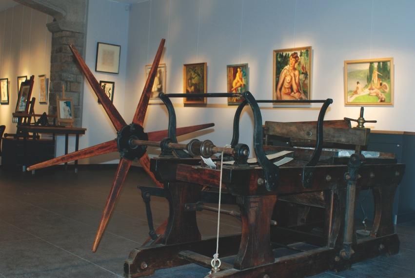 Galeries et ateliers d'art