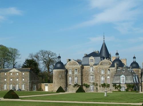 Photo Château façade ouest