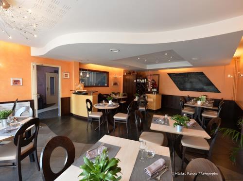Restaurant Hôtel.com à Bédée