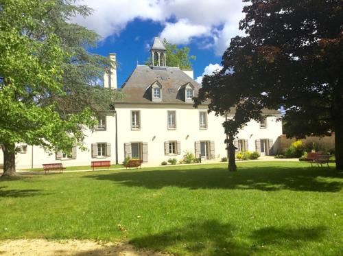 Manoir de la Pommeraie à Bruz - le Manoir