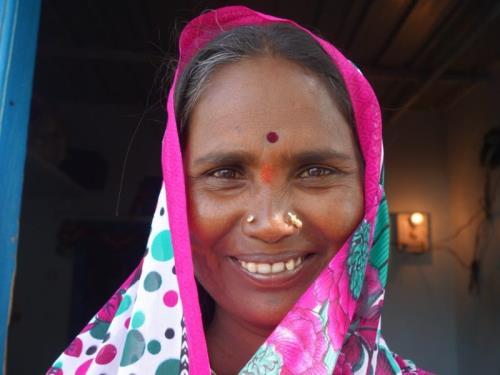 Exposition portraits de femmes dans l'Inde rurale