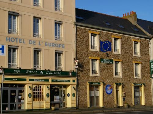 Hôtel de l'Europe Saint Malo