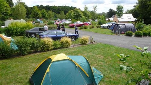 Camping municipal de Rieux Morbihan Bretagne-Sud