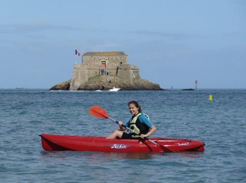 Spot nautique Saint-Malo - Bon Secours