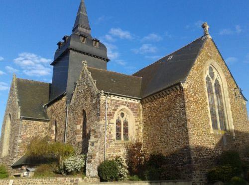 Eglise Saint-Pierre Pleumeleuc