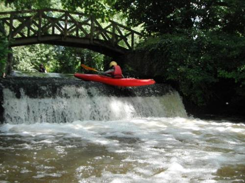 Canoe-Kayac club - Acigne