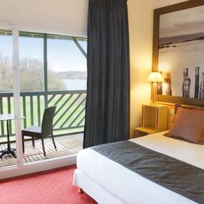 Chambre balcon Saint-Malo Golf Resort - C.Macé - Le Tronchet