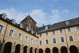 Abbaye et cloître St Sauveur - Redon