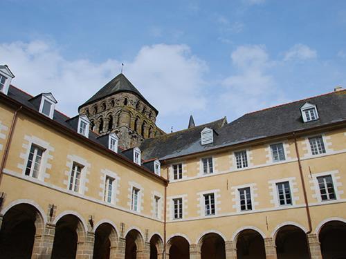 Abbaye Saint Sauveur - Redon