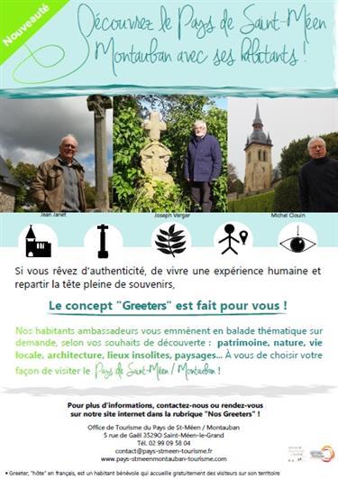 Greeters Pays Stmeen Montauban