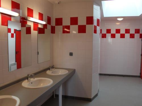 Rando-Gîte Saint-Just sanitaires