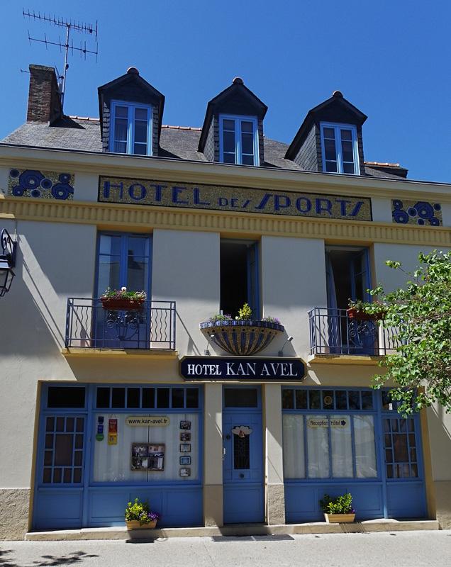Hôtel Kan Avel