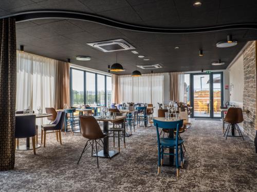 Best Western Hôtel et restaurant à Bruz