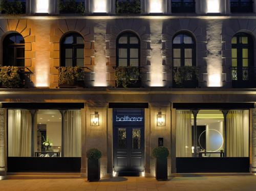Balthazar Hotel & Spa MGallery à Rennes