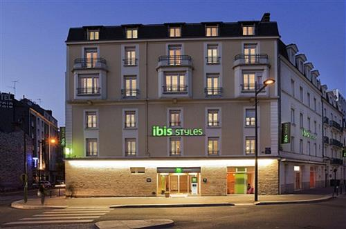 IBIS STYLES NORD CENTRE GARE RENNES