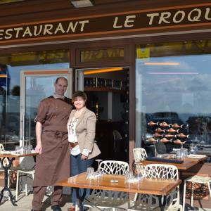 Restaurant Le Troquet - Port de la Houle - Cancale