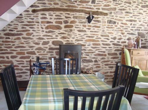 La Grange au Rocher / Cuisine