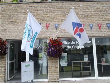 Office du Tourisme du Coglais à Saint-Brice-en-Coglès