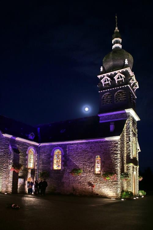 Ossé - Eglise
