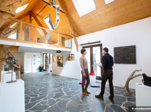 Manoli - Musée et jardin de sculptures à La Richardais