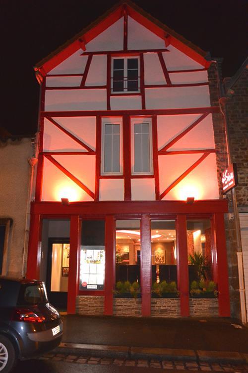 Restaurant le Haut de Sèvre à Fougères