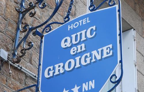 Hotel Quic en Groigne Saint Malo